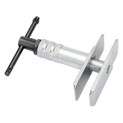 Brake caliper piston spreader