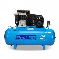 5.5Hp 3-phase 200 Litre compressor