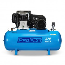 7.5Hp 270 Litre compressor