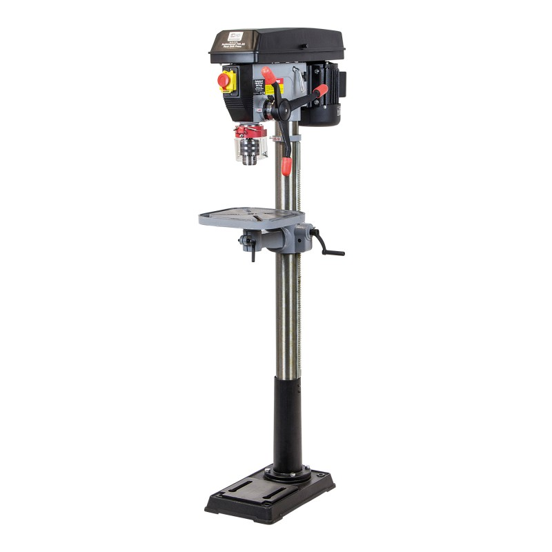 12 Speed Floor Pillar Drill