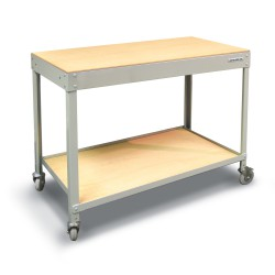 Workbench With Castors