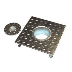 Extraction Floorplate
