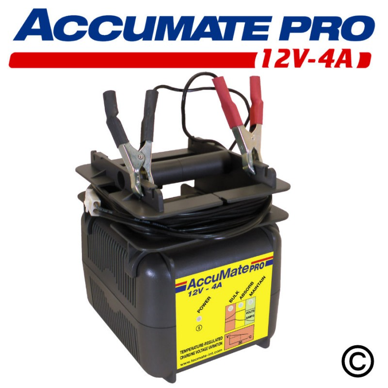 AccuMate PRO 12V 4A Charger