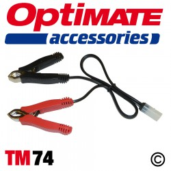 TM74 Battery Clamp
