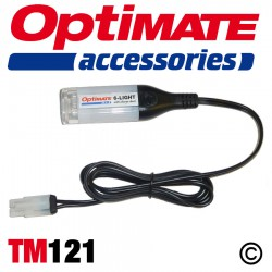 TM121 Flashlight + Battery Check