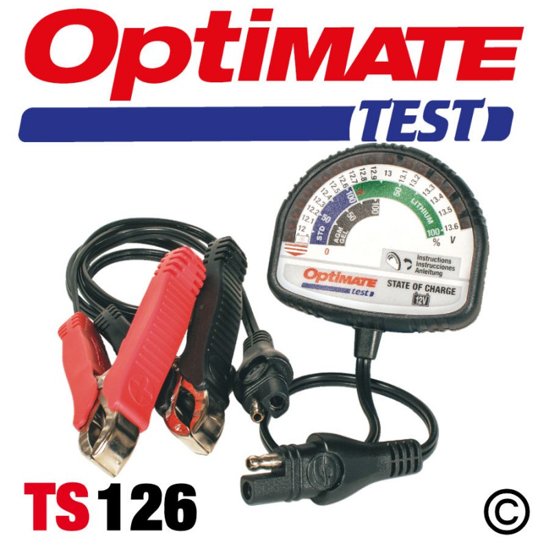 TS126 State of Charge Tester