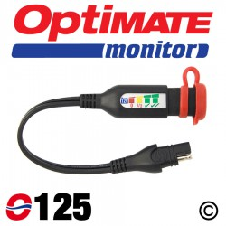 O-125 Battery Monitor Lead