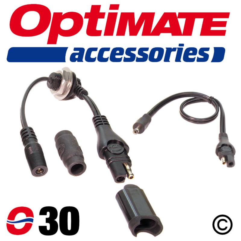O30 Tank Bag Cable Set