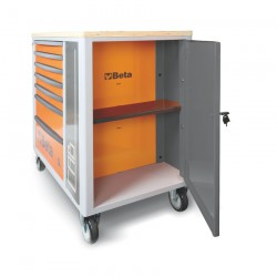 Mobile Roller Cab & Tool Cabinet