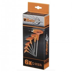 Offset Torx Key Driver Set