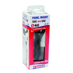 O40 M18 Panel Mount Socket