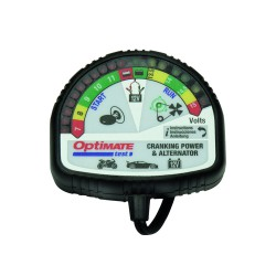 TS120 Battery/Alternator Tester