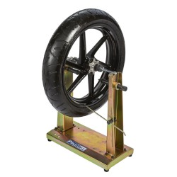 Static Wheel Balancer / Truing Stand