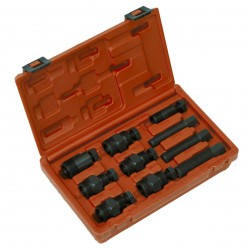 Flywheel Puller Kit - 10 piece