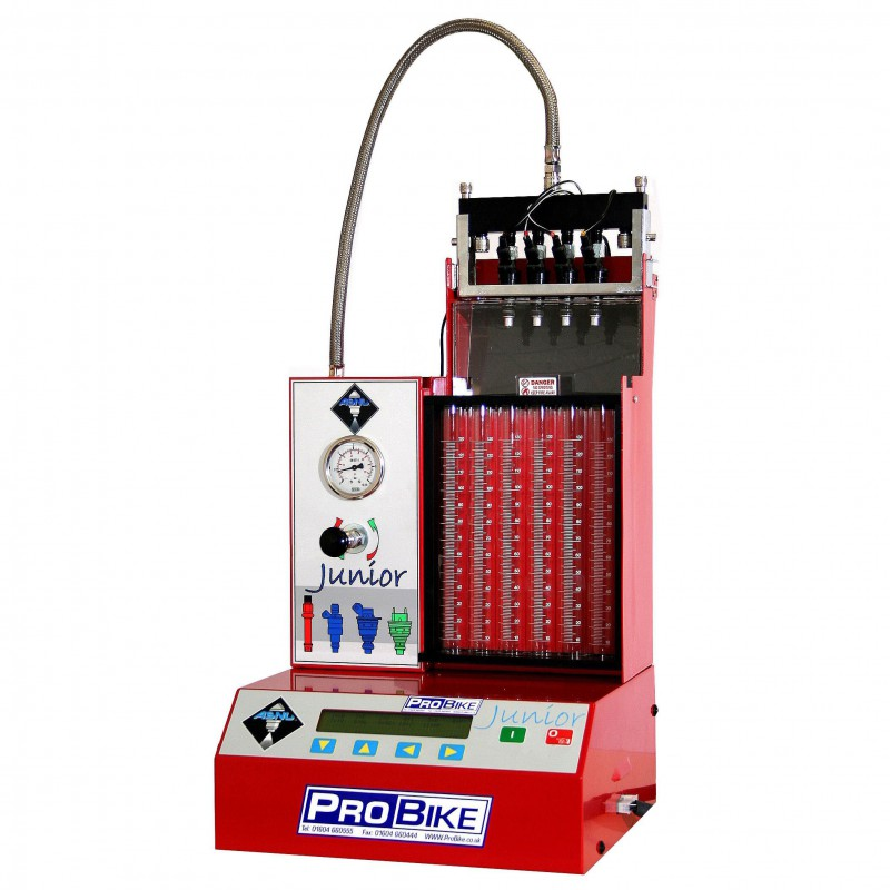 ProBike Injector Tester & Ultrasonic Cleaner