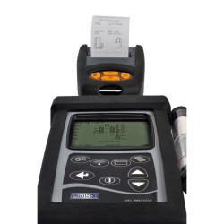 MicroGas 4-Gas Infra-Red Analyser with Printer