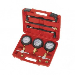 Fuel Pressure Test Kit in case